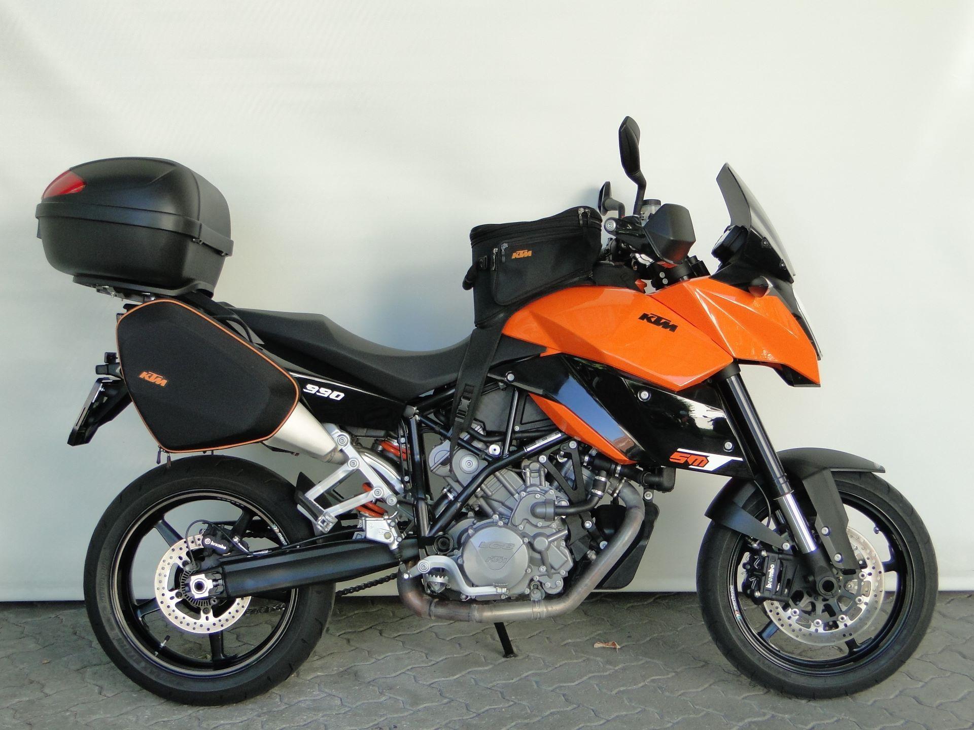 moto occasions acheter ktm 990 supermoto t hobi moto ag winterthur. Black Bedroom Furniture Sets. Home Design Ideas