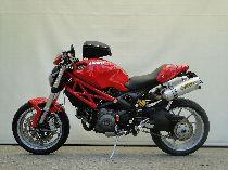 Töff kaufen DUCATI 1100 Monster S RIZOMA! Naked