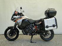 Töff kaufen KTM 1190 Adventure ABS INKL. 3 x Koffer! Enduro