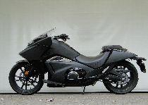 Töff kaufen HONDA NC 750 J Vultus ED ABS BATMAN! Touring