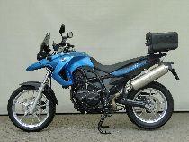 Motorrad kaufen Occasion BMW F 650 GS (798) ABS (enduro)