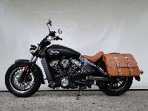 Acheter moto INDIAN Scout Inkl. Seitentaschen Custom