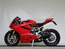 Motorrad kaufen Occasion DUCATI 1199 Superbike Panigale S ABS (sport)