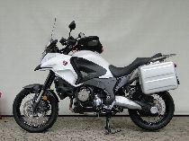 Töff kaufen HONDA VFR 1200 X Crosstourer ABS mit Seitenkoffer und Navi Enduro