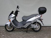 Motorrad kaufen Export SUZUKI UC 125 Epicuro (roller)