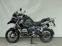 Töff kaufen BMW R 1200 GS Adventure ABS TRIPLE BLACK! Enduro