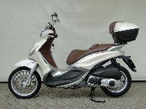 Töff kaufen PIAGGIO Beverly 300 i.e. mit Topcase Roller