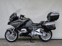 Töff kaufen BMW R 1200 RT ABS TOPCASE + AKRAPOVIC! Touring
