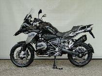 Töff kaufen BMW R 1200 GS ABS Triple Black mit Akrapovic Enduro
