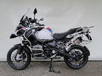 Töff kaufen BMW R 1200 GS Adventure ABS INKL. AKRAPOVIC + GARANTIEVERLÄNGERUNG!! Enduro