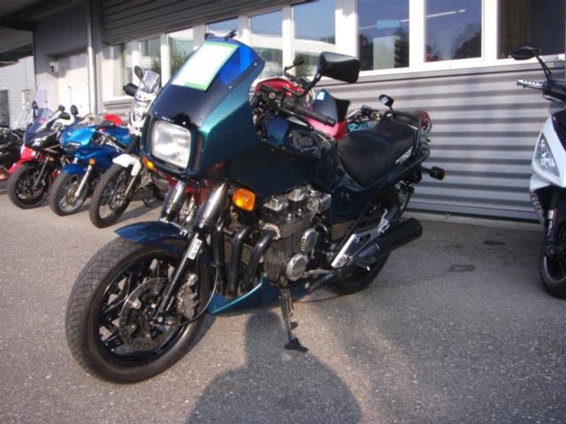 motorrad occasion kaufen honda cbx 750 f n o bike ag. Black Bedroom Furniture Sets. Home Design Ideas