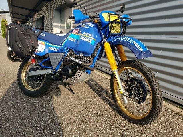 Motorrad kaufen YAMAHA XT 600 Z Ténéré 1VK Oldtimer