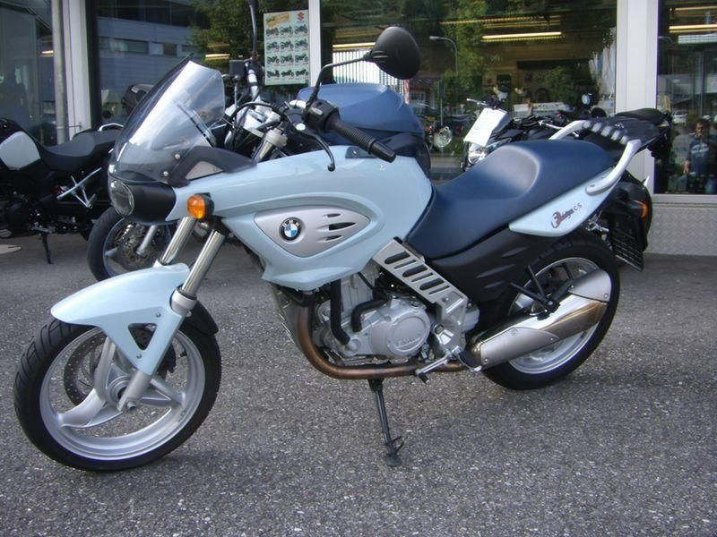 motorrad occasion kaufen bmw f 650 cs scarver abs n o bike. Black Bedroom Furniture Sets. Home Design Ideas