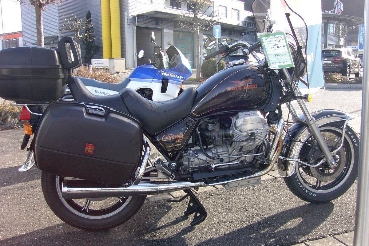 motorrad occasion kaufen moto guzzi california iii c n o. Black Bedroom Furniture Sets. Home Design Ideas