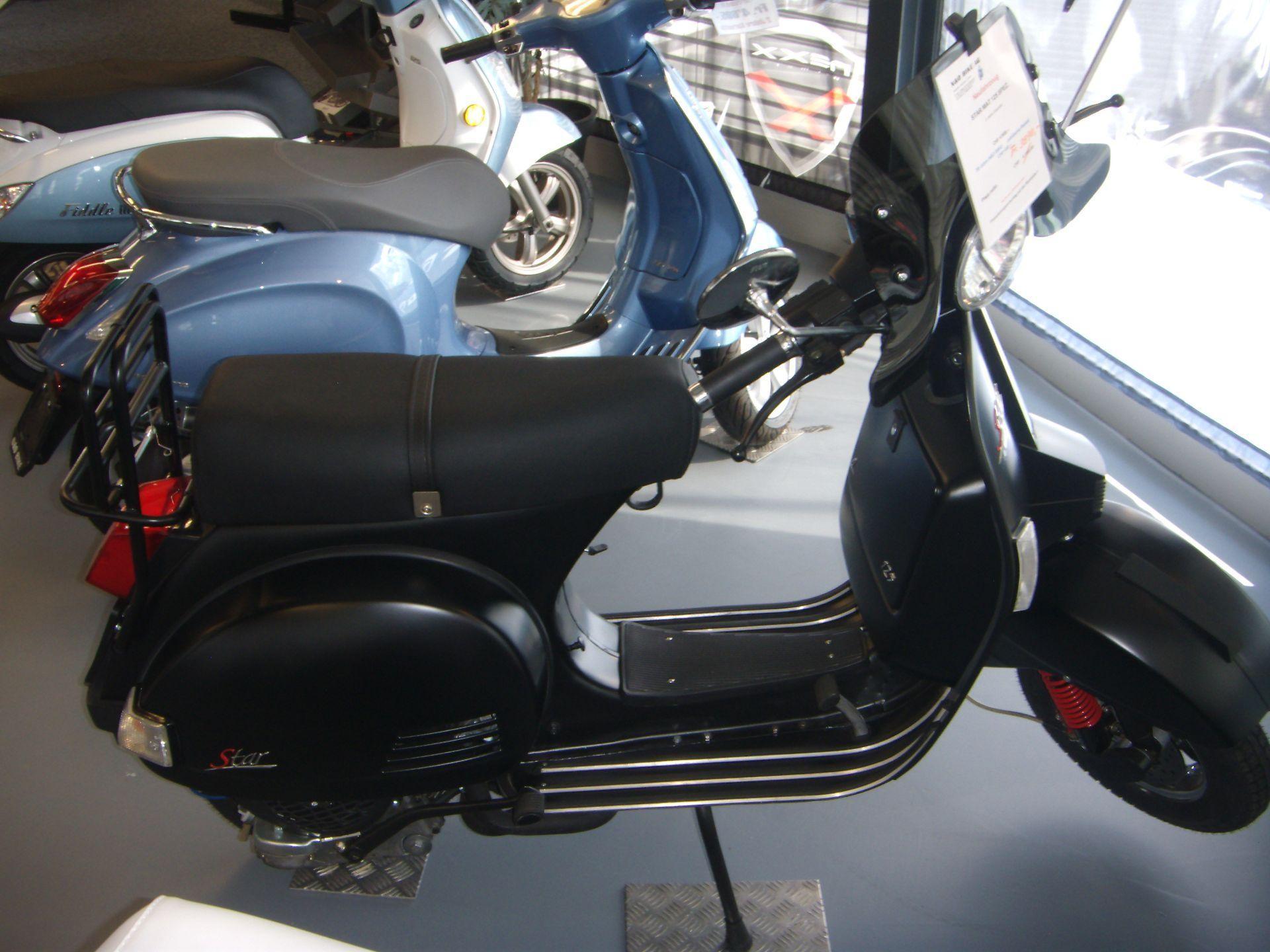 motorrad occasion kaufen lml star deluxe 125 n o bike ag. Black Bedroom Furniture Sets. Home Design Ideas
