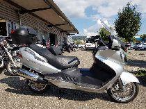 Motorrad kaufen Occasion SUZUKI AN 650 Burgman ABS (roller)