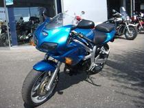 Motorrad Mieten & Roller Mieten SUZUKI SV 650 S (Touring)