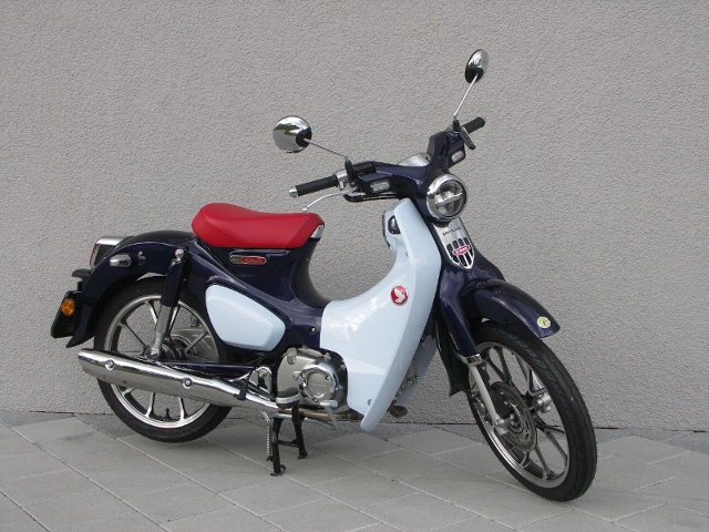 Motorrad kaufen HONDA C 125 A Super Cub Neufahrzeug