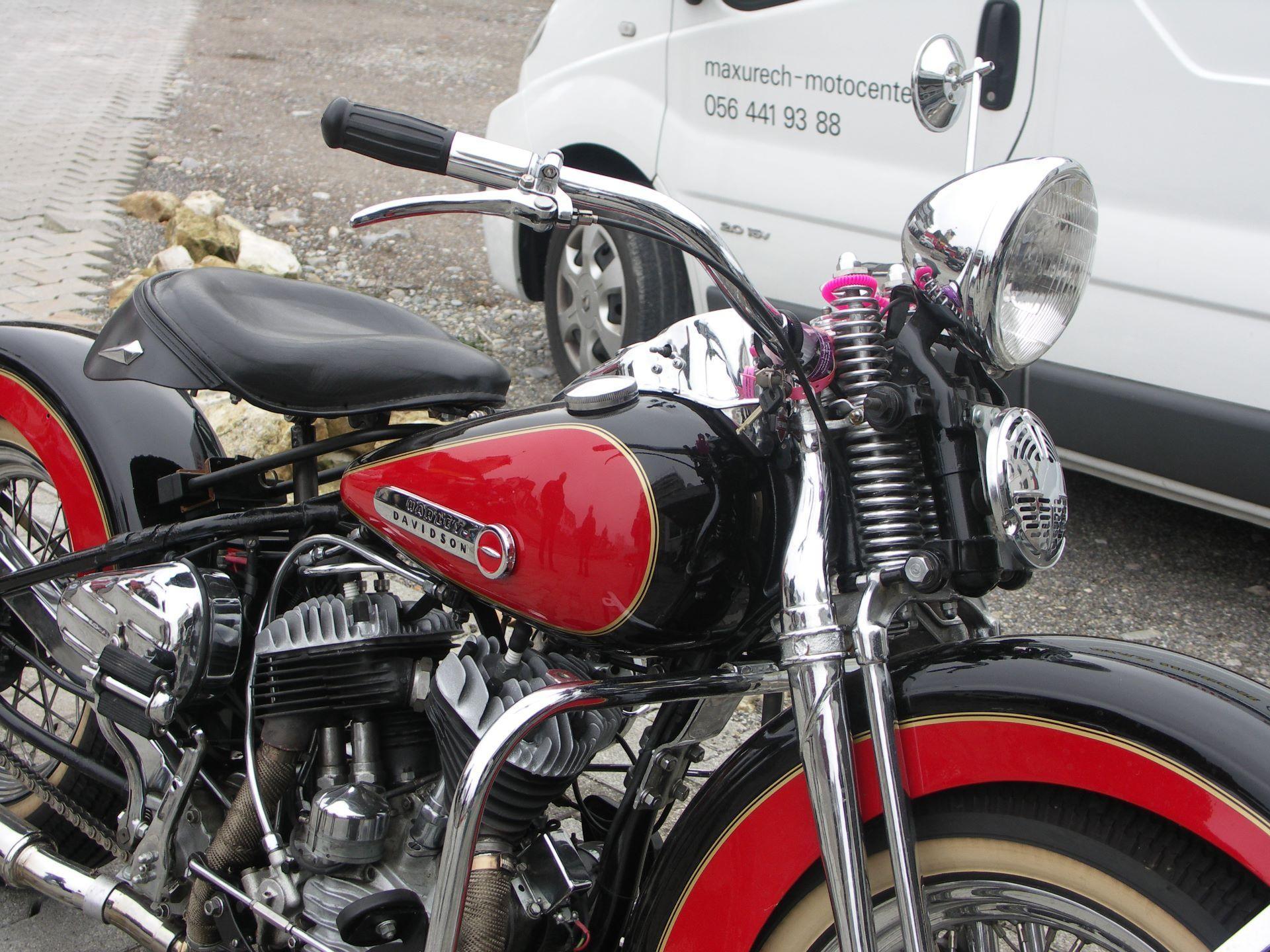 moto oldtimer acheter harley davidson wl45 flade head m. Black Bedroom Furniture Sets. Home Design Ideas