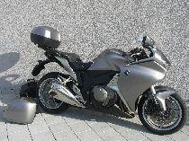 Motorrad kaufen Occasion HONDA VFR 1200 FA ABS (sport)