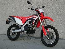 Motorrad kaufen Neufahrzeug HONDA CRF 450 L (enduro)