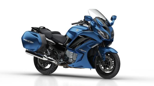 Motorrad kaufen YAMAHA FJR 1300 AS ABS Neufahrzeug