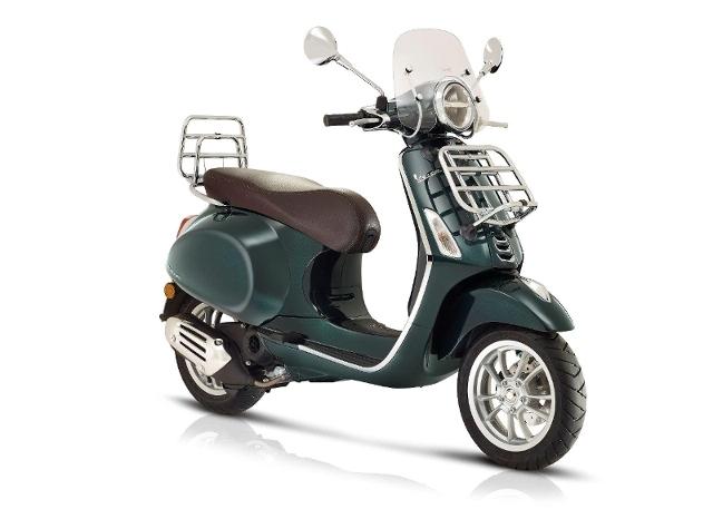 Motorrad kaufen PIAGGIO Vespa Primavera 125 iGet Touring Neufahrzeug