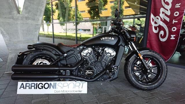 Acheter une moto INDIAN Scout Bobber neuve