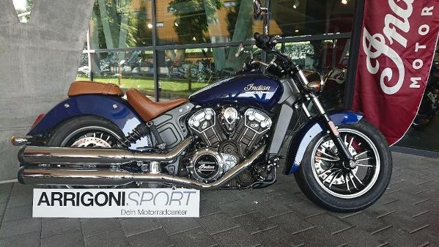 Acheter une moto INDIAN Scout neuve