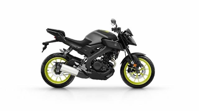 Motorrad kaufen YAMAHA MT 125 A Vorführmodell