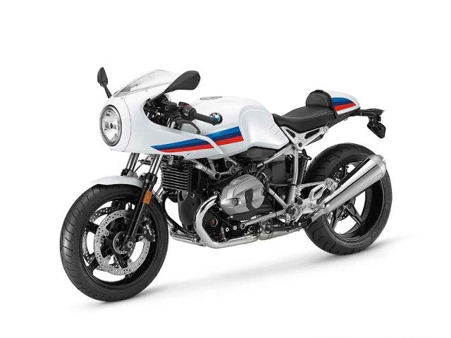 Motorrad kaufen BMW R nine T Racer ABS Neufahrzeug