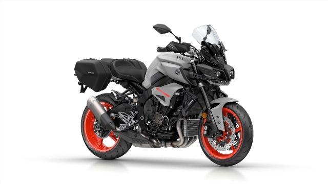 Motorrad kaufen YAMAHA MT 10 ABS Tourer Edition Neufahrzeug