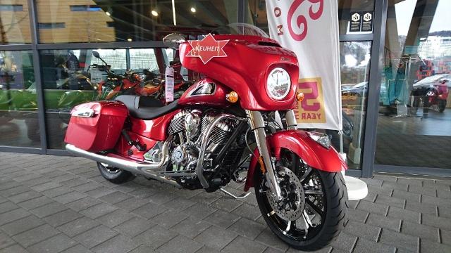Acheter une moto INDIAN Chieftain Limited neuve
