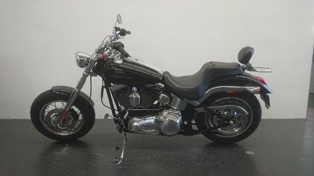 Motorrad kaufen HARLEY-DAVIDSON FXSTDI 1450 Softail Deuce Occasion