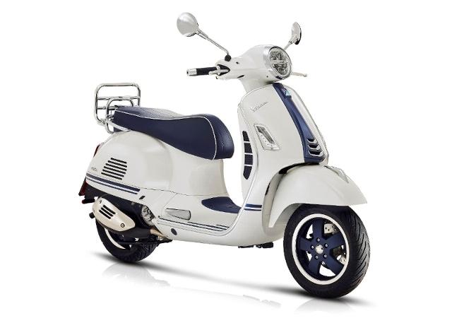 Motorrad kaufen PIAGGIO Vespa GTS 300 HPE Yacht Club Neufahrzeug