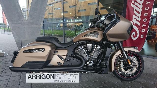 Motorrad kaufen INDIAN Challenger Dark Horse DEMO-Aktion Vorführmodell