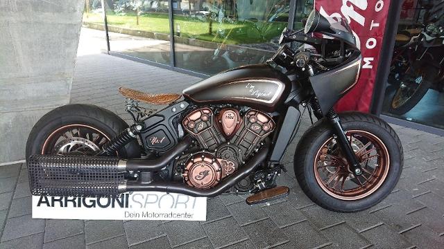 Acheter une moto INDIAN Scout I´m a Legend neuve