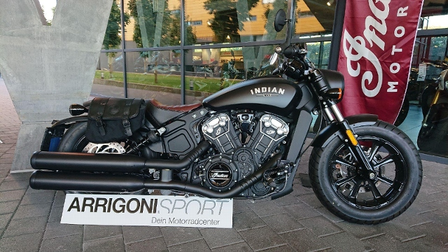 Acheter une moto INDIAN Scout Bobber DEMO BIKE Occasions