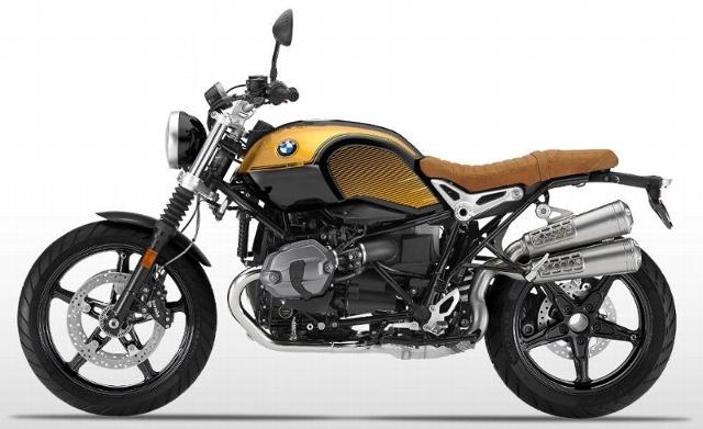 Motorrad kaufen BMW R nine T Scrambler ABS Vorführmodell