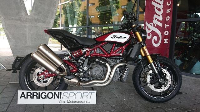 Acheter une moto INDIAN FTR 1200 S RR mit Akrapovic Occasions