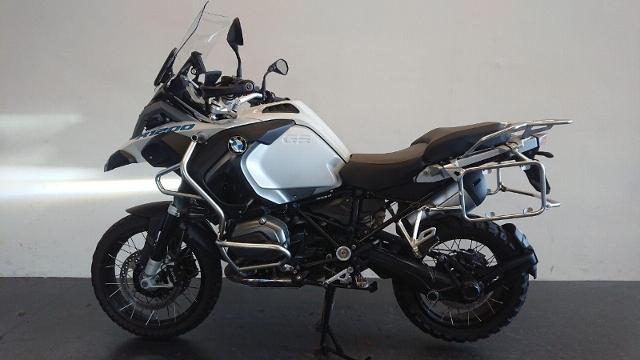 Motorrad kaufen BMW R 1200 GS Adventure ABS DTC ESA Occasion