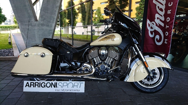 Acheter une moto INDIAN Chieftain Classic neuve
