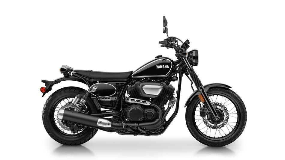 Motorrad Mieten & Roller Mieten YAMAHA SCR 950