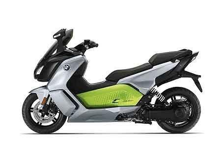 Motorrad Mieten & Roller Mieten BMW C evolution ABS