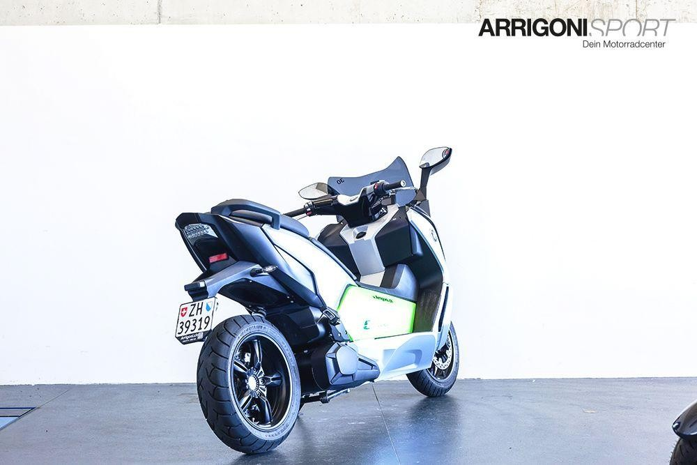 motorrad occasion kaufen bmw c evolution arrigoni sport. Black Bedroom Furniture Sets. Home Design Ideas