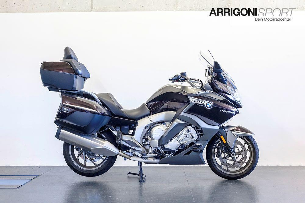 motorrad occasion kaufen bmw k 1600 gtl abs arrigoni sport gmbh adliswil. Black Bedroom Furniture Sets. Home Design Ideas