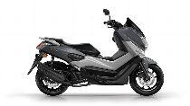 Motorrad Mieten & Roller Mieten YAMAHA GPD 125 N-Max (Roller)