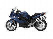 Motorrad Mieten & Roller Mieten BMW F 800 GT ABS (Touring)