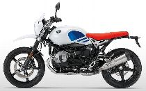 Acheter une moto Modèle de l´année passée BMW R nine T Urban G/S ABS (retro)