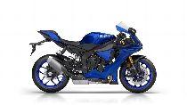 Motorrad Mieten & Roller Mieten YAMAHA YZF-R1 (Sport)